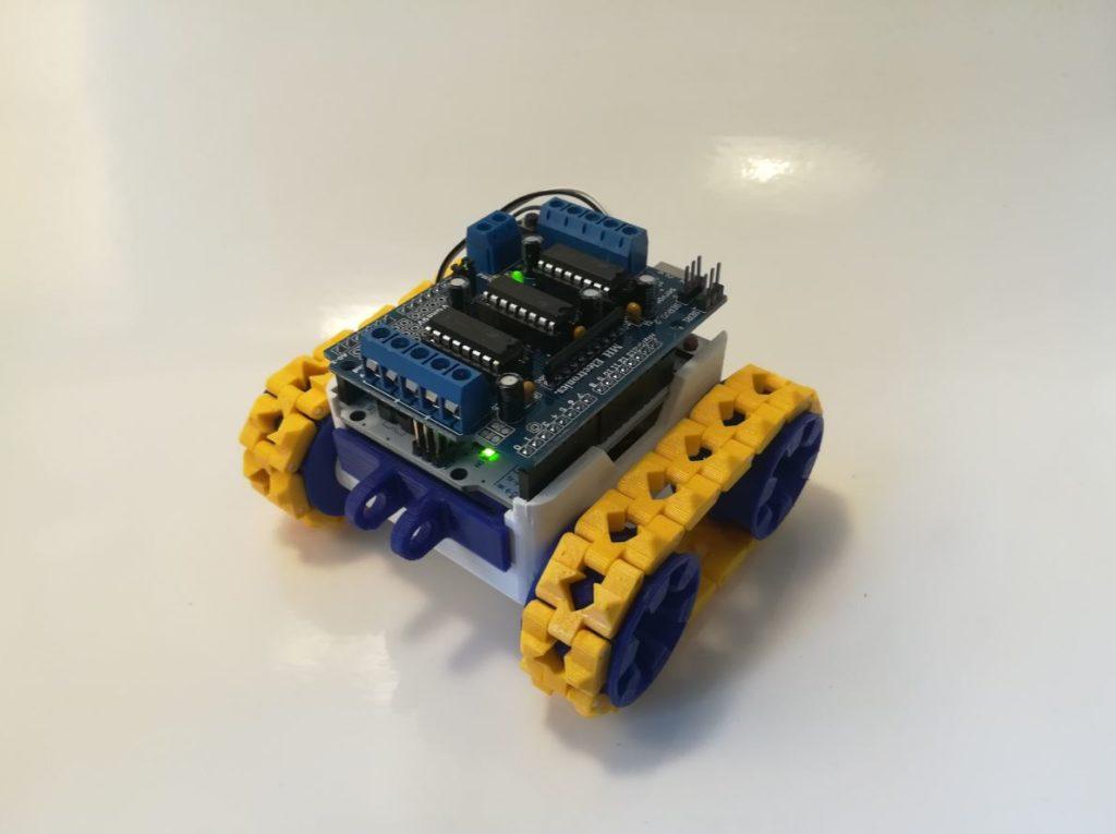 Robot SMARS