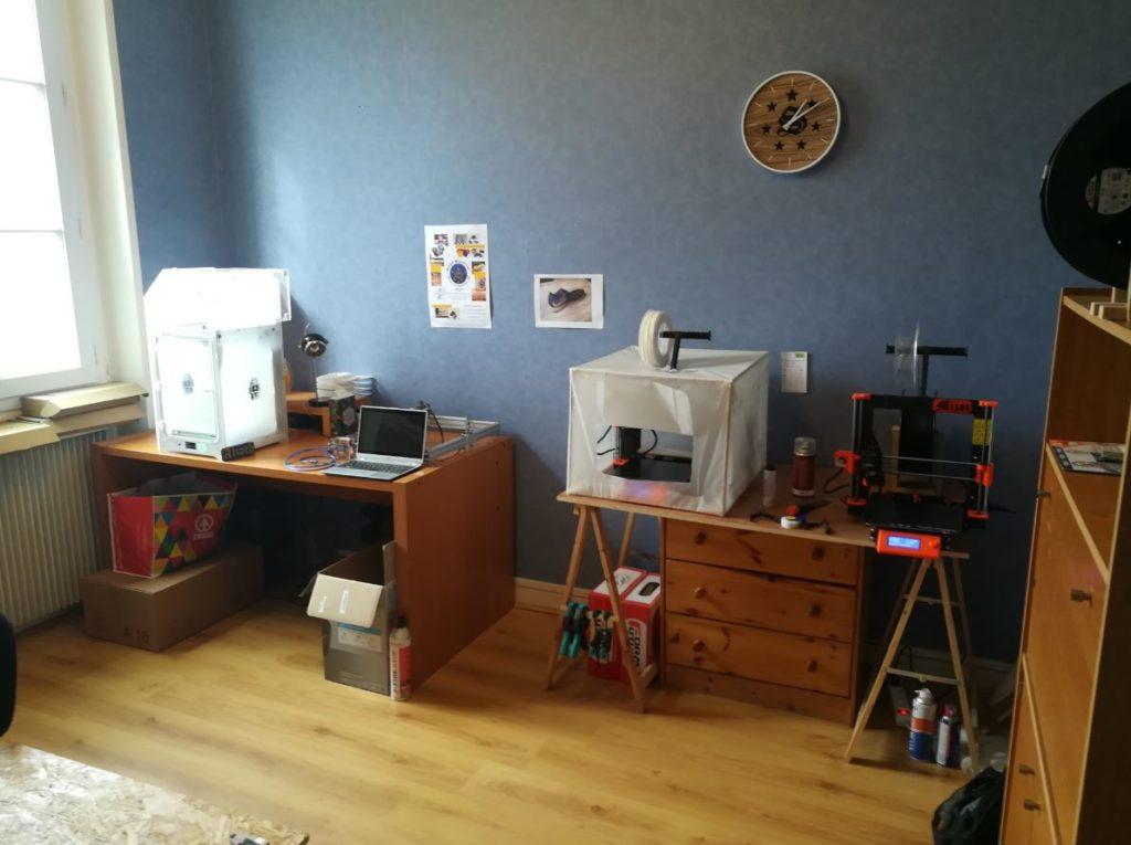 Atelier du Studio Septentrion