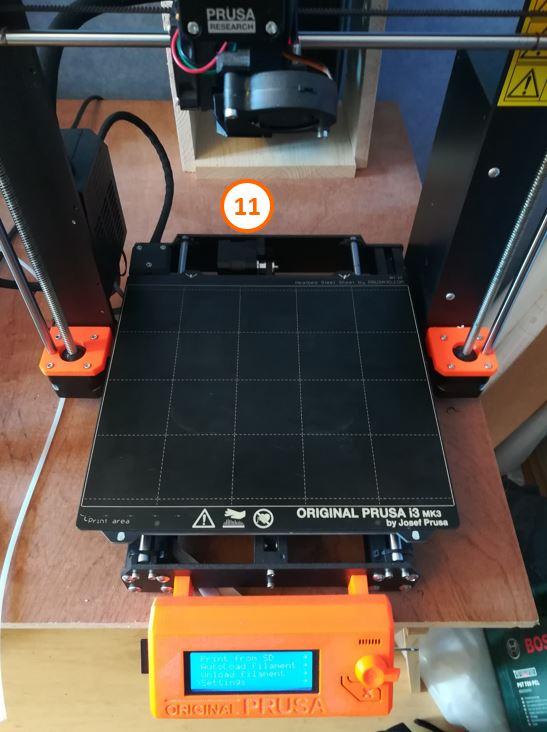 5 Lit imprimante 3D Prusa