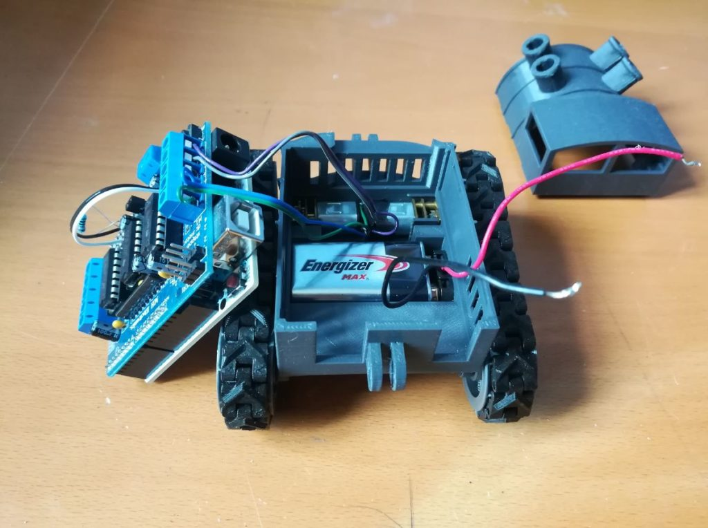 Robot prototype