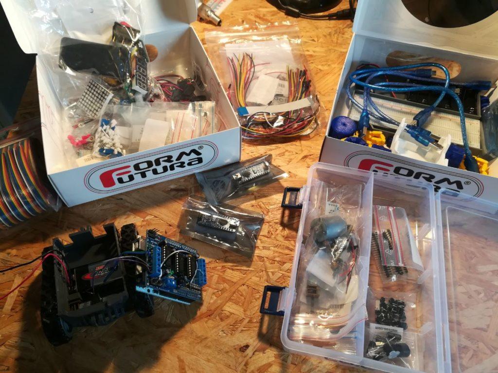 Equipement de prototypage électronique