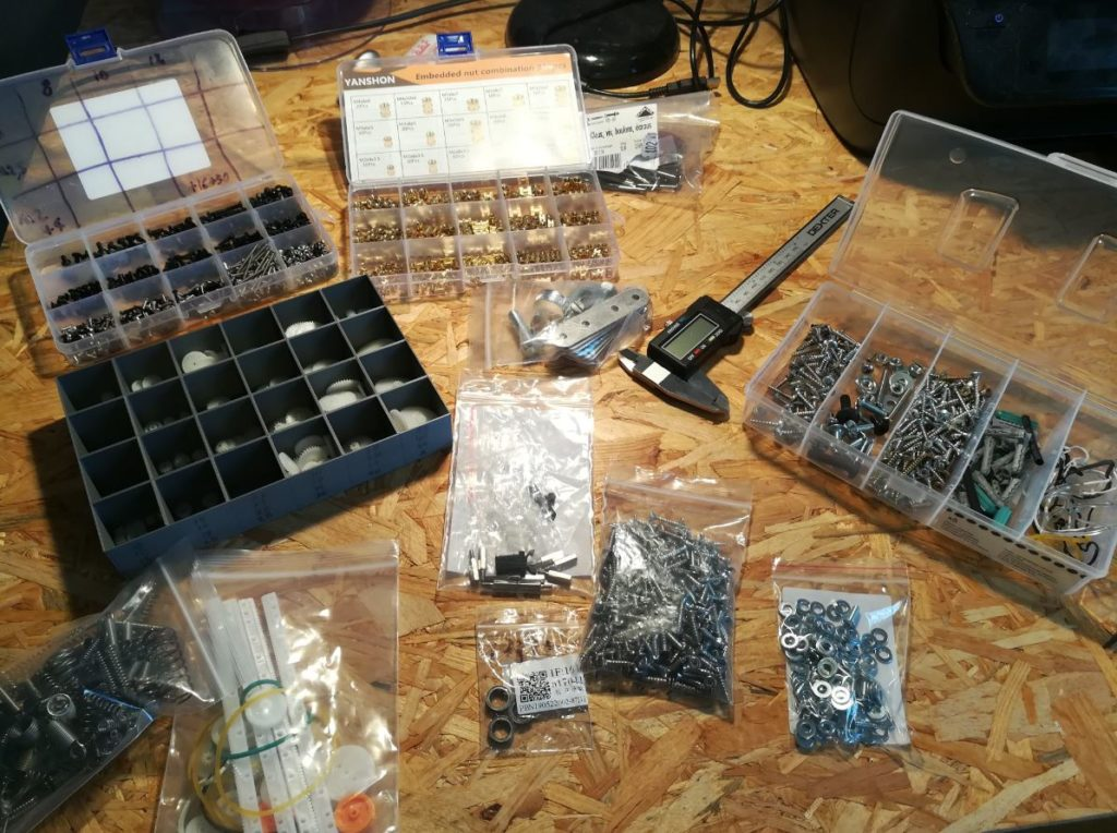 Equipement de prototypage mécanique
