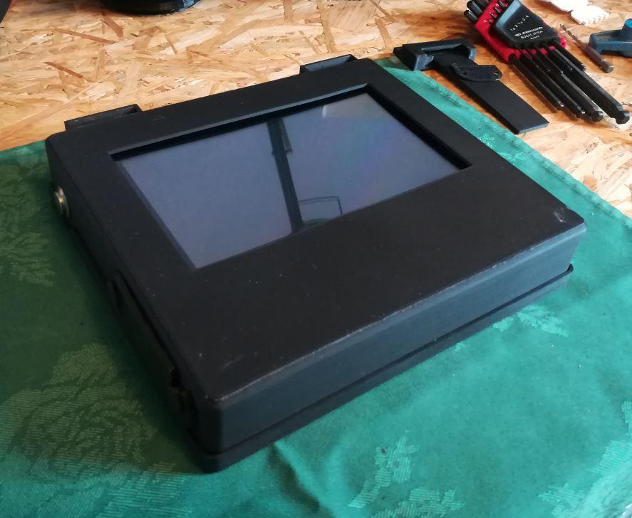 Boitier ordinateur impression 3D