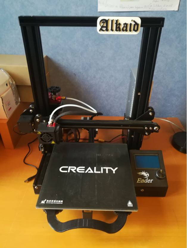Imprimante 3D Ender 3 Pro
